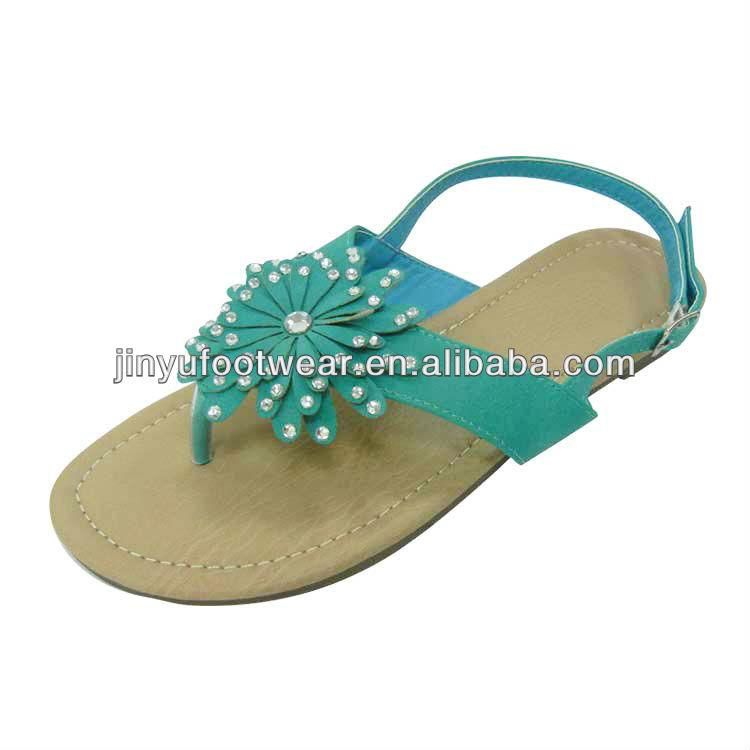 Bead Latest Ladies Sandals Designs