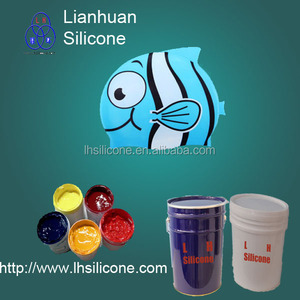 Silicone Screen Printing Ink For Silicone Swimming latex Cap