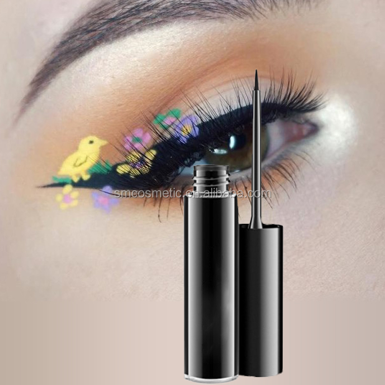 Custom permanent makeup eyeliner pencil waterproof liquid eye liner