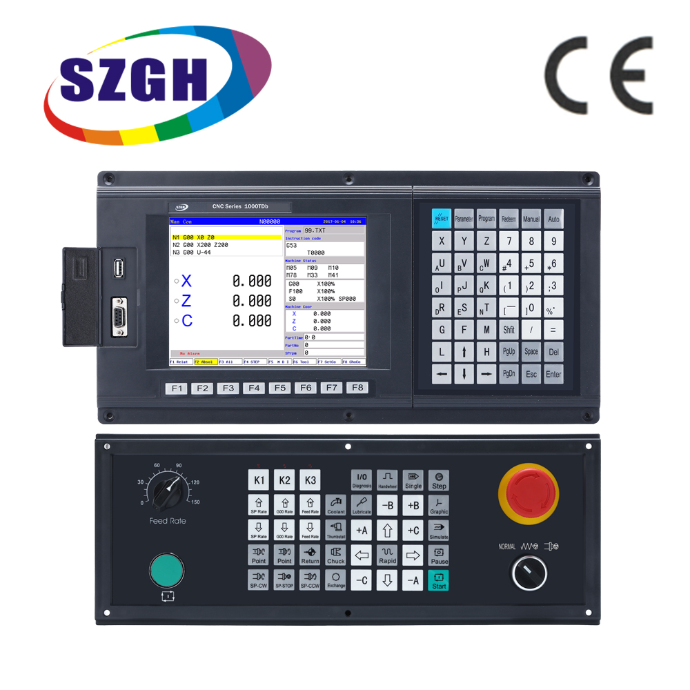 Adopt Arm Dsp And Fpga Technology 3 Axis Lathe Cnc Controller For Cnc  Router - Buy 3 Axis Lathe Cnc Controller,Economic Cnc Controller For  Lathe,Best