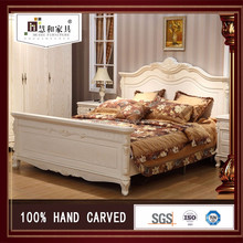 Customized Alibaba China American Bed Designs, American Solid Wood Bed,American Style Bedroom
