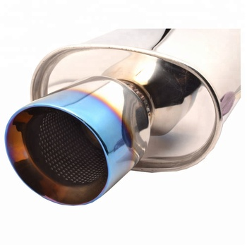 High Performance Exhaust Tips,Straight Pipe Exhaust - Buy Performance  Exhaust Tips,Straight Pipe Exhaust,Performance Exhaust Muffler Product on