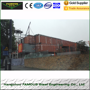 Alibaba China Supplier Africa/Asia/South America Light Steel japan prefab house
