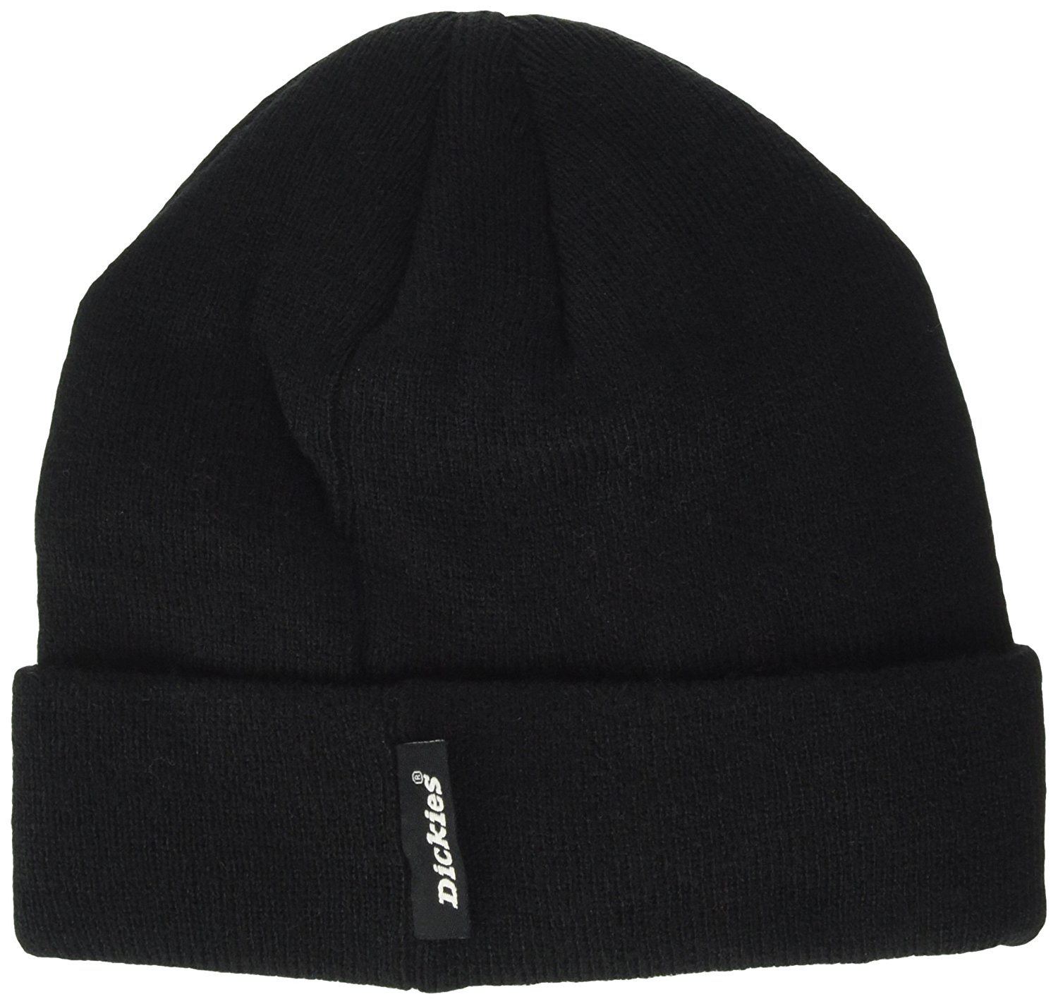 Get Quotations · Dickies Beanie Hat (Black) eb5cb3ee46fb