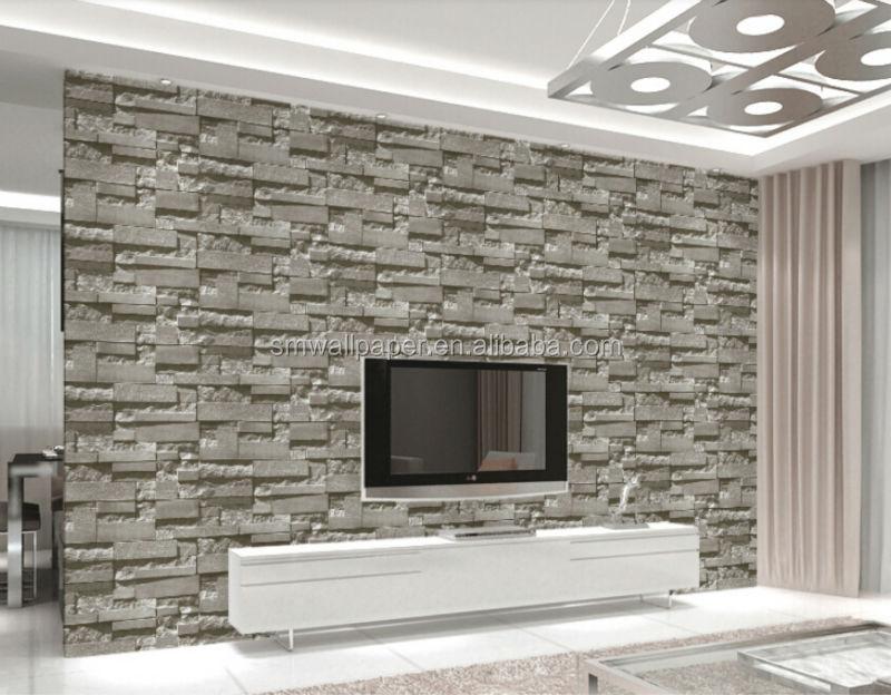 3d vinyl behang bakstenen muur thuis woonkamer muren for 3d pvc wallpaper