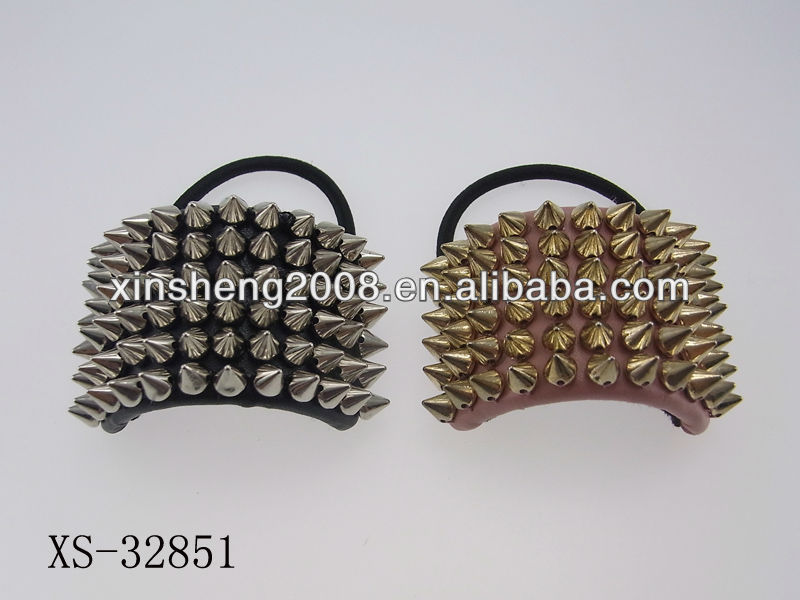 Fashion ponytail hair holder accessories