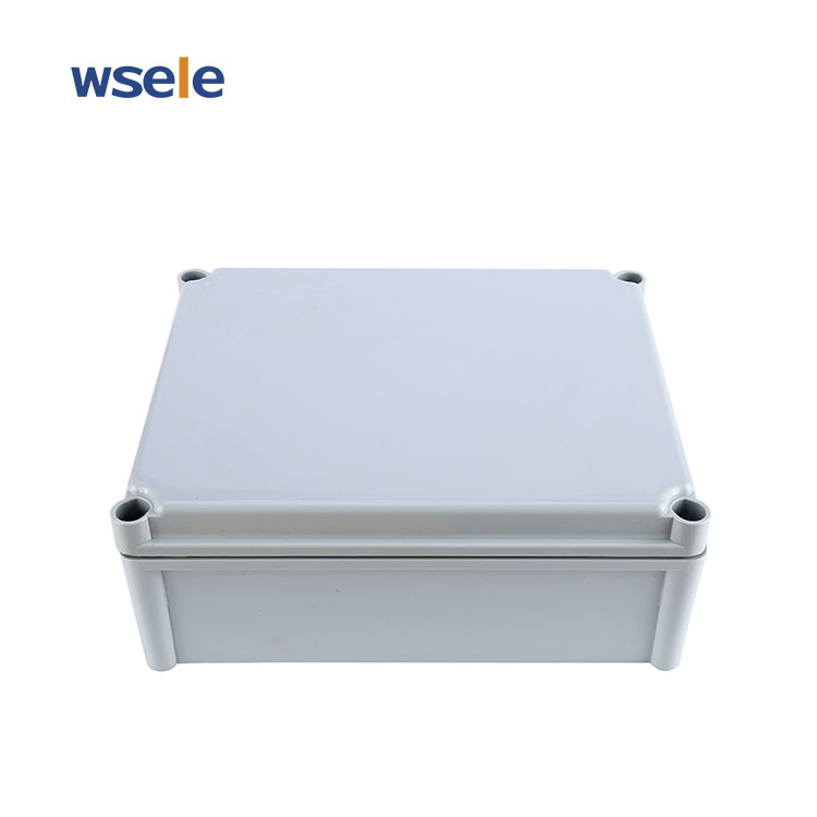 Connectors Ip66 Plastic Project Box 80*110*45mm Junction Box Distribution Enclosure Used With Connector Professional Design Lighting Accessories