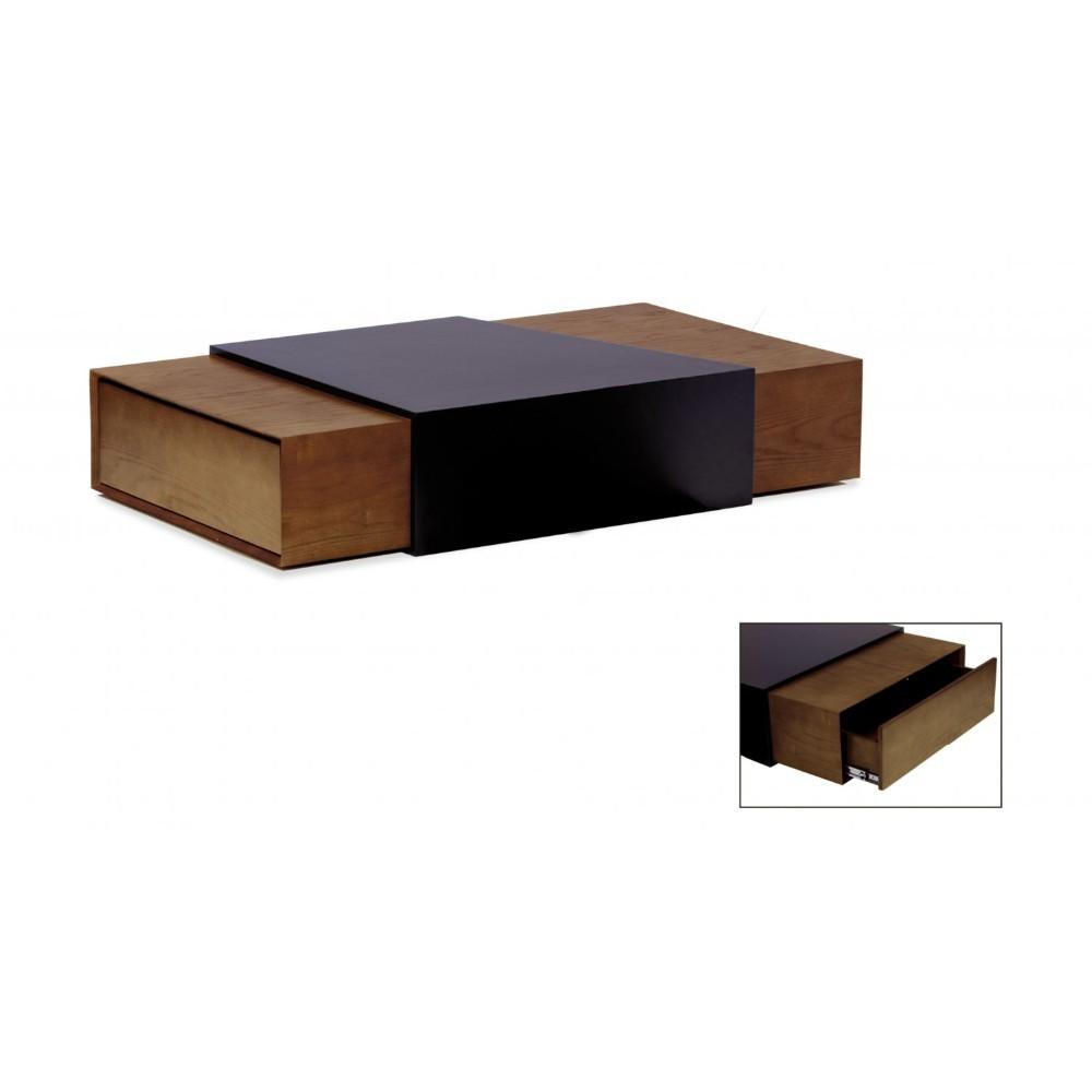 Living room brazilian furniture modern wooden center table design ...