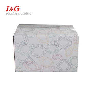 Corrugated Shipping Box Printing/Custom Colourful Mailing Corrugated Carton