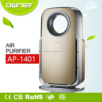 ozone generator water filter vacuum cleaner and air cleaner