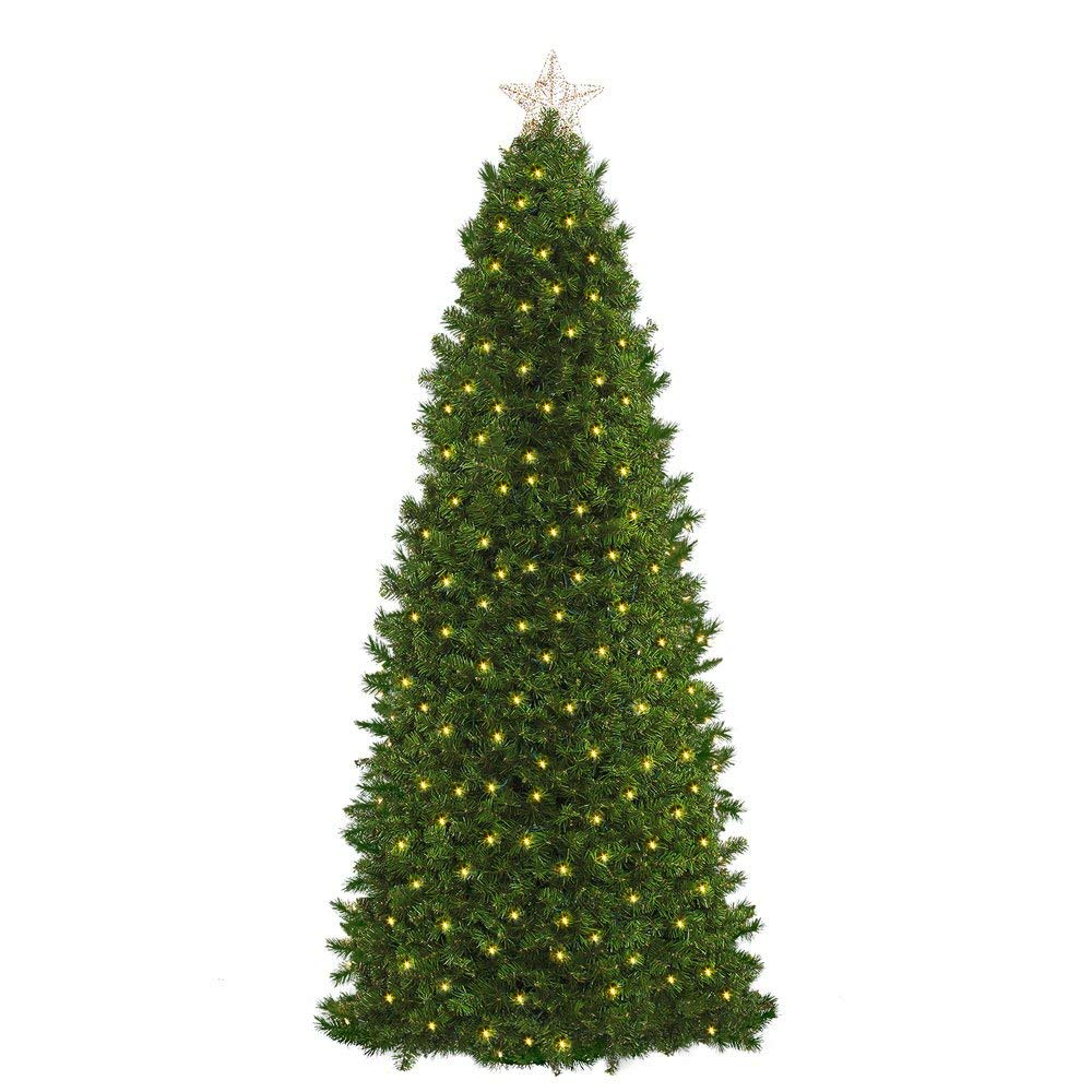 get quotations easy set up christmas tree 75 pre lit natural