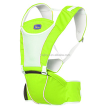 Green/orange/Blue Adjustable baby carrier with Hat High quality Wrap Sling baby carrier backpack BD006