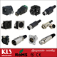 Good quality din f connector UL CE ROHS 245 KLS