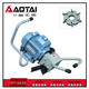 AOTAI auto plate beveller cold beveling chamfering machine/steel plate cutting machine