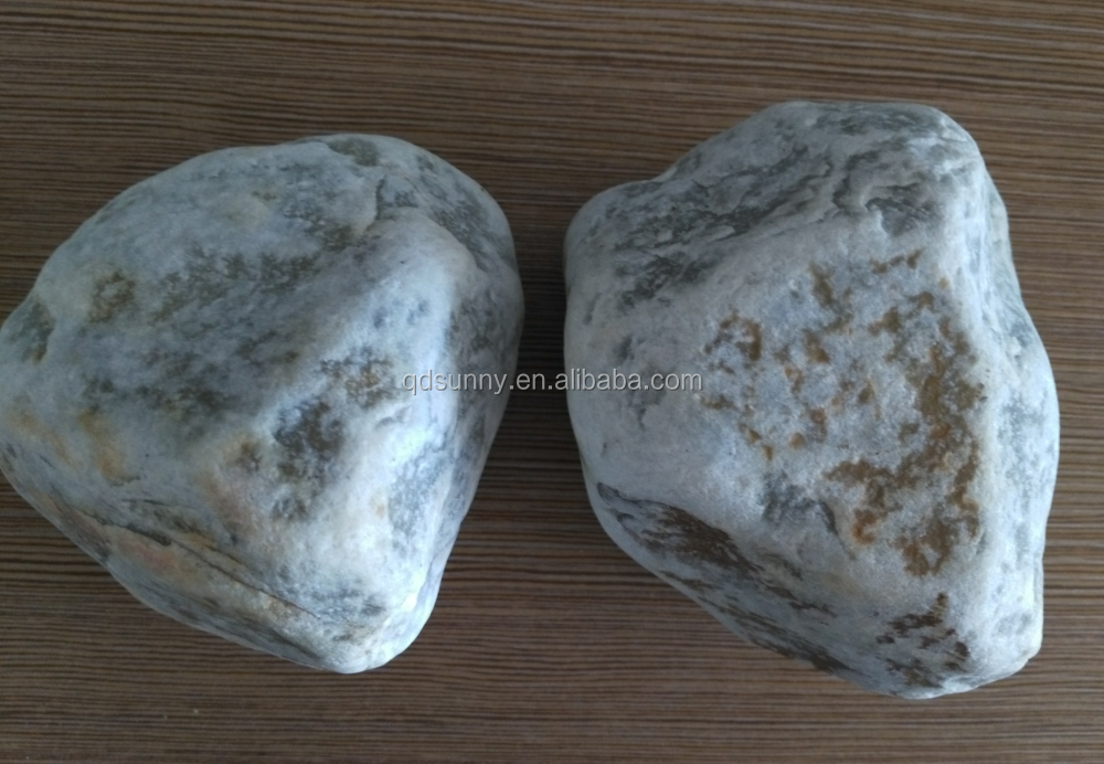 silex stone / silica stone for lining grinding / silex stone brick / filnt pebble price