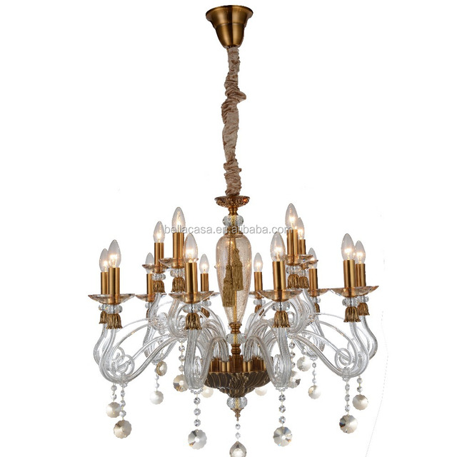 Buy cheap china brass chandelier with crystal products find china md9837b 126 crystal chandelier pendant lamp with brass frame aloadofball Images