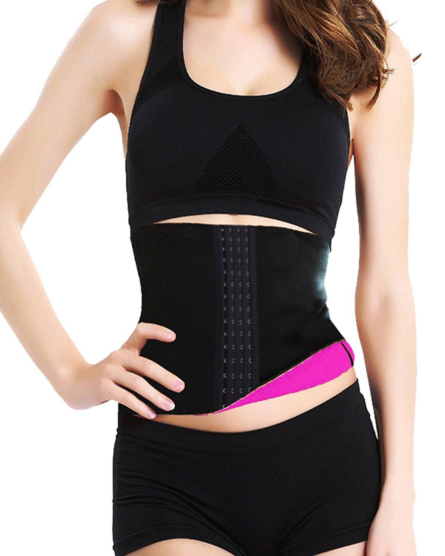 Hot Electric Body Waist Belly Slimming Sauna Tummy Weight Loss Fat Burner Belt