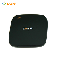 professional STB manufacturer android 7 TV BOX 2g/16g digital satellite receiver hybrid android smart tv box wifi media player