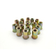 m3 m4 m5 m6 m8 m10 m12 countersunk head stainless steel pull rivet nut