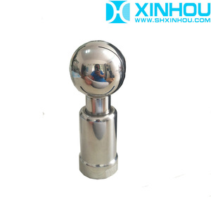 Stainless Steel rotary tank cleaner nozzle for container washing