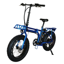 CE en15194 approved certificate 20 inch folding foldable battery power Bafang 750w hub motor fat tire electric bicycle
