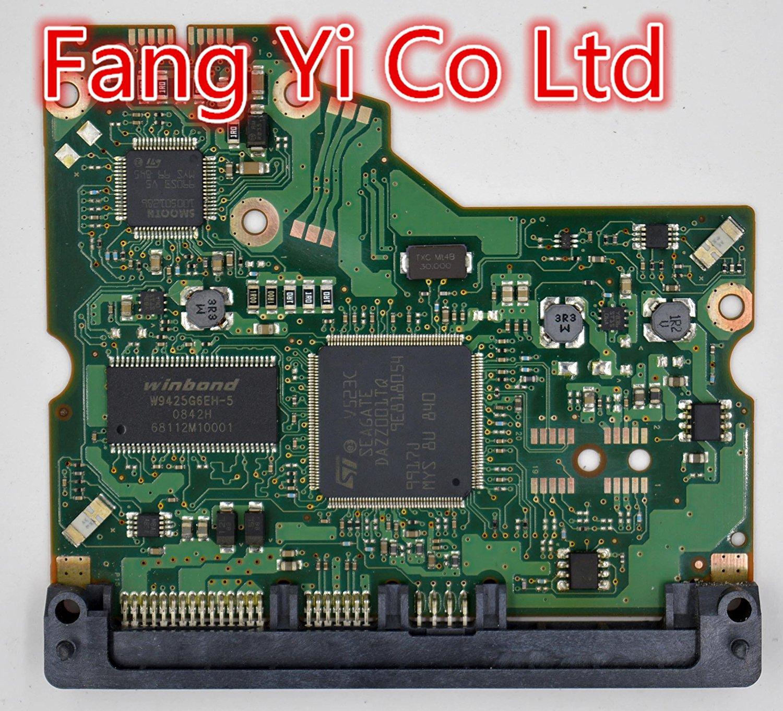 HDD PCB for Seagate Logic Board/Board Number: SMAJ-1 PCB 100513586 REV A /100513590/ ST3500320AS/500GB/7200rpm.11