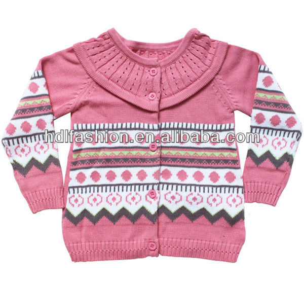 Top New Fashion Design Of Hand Knitting Sweater For Kids Buy