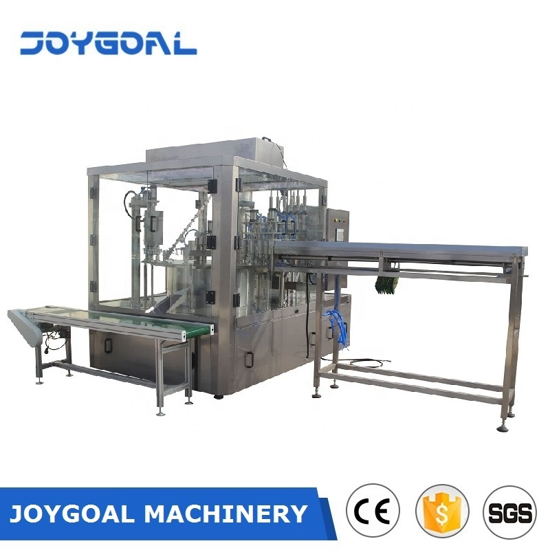 JOYGOAL Factory doypack spout pouch filling and capping packing machine