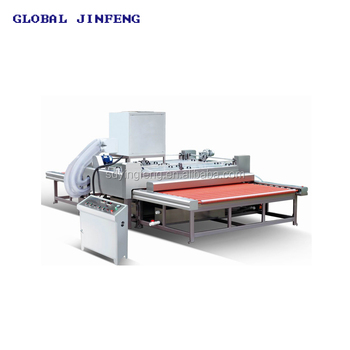 JFW3000 horizontal LOW-E glass washing and drying machine for large glass with CE