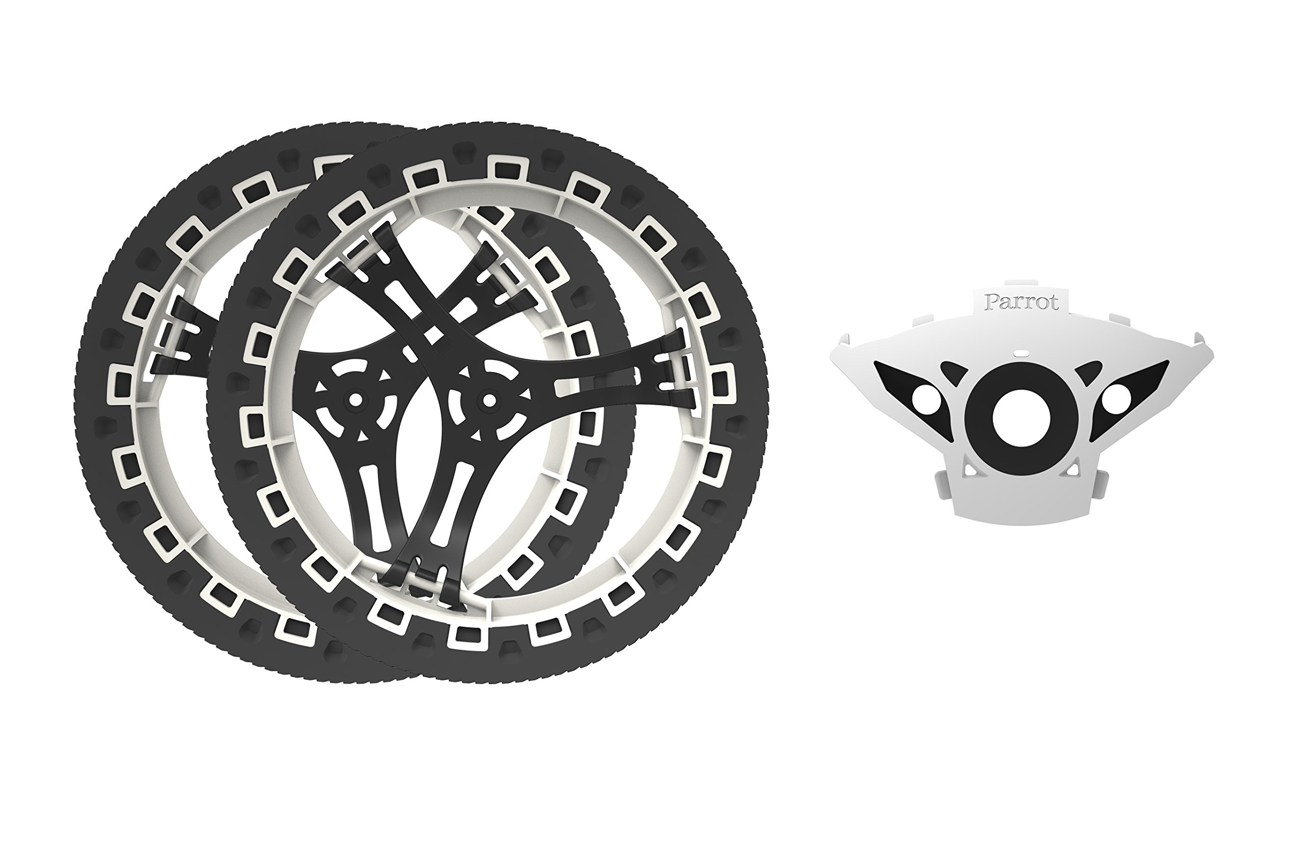 Parrot MiniDrone Jumping Sumo - Customization Kit - White