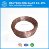 CuNi alloy wire manganese copper nickel 6J8