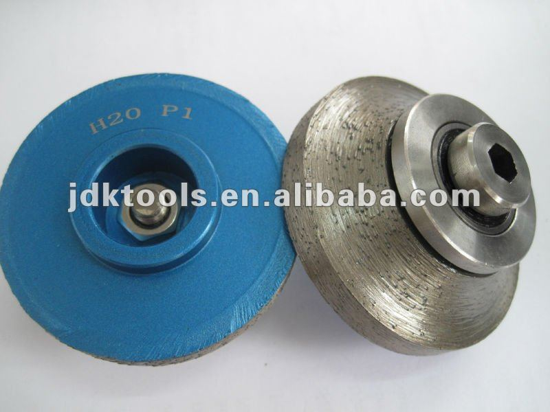 """H"" type sintered Diamond router bit for grinding"