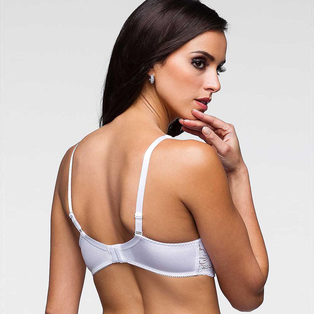 a34109766ec74 Women s Plus Size Bra Sexy Full Lace Bralette bh Unlilne Thin Cup Bras For  Women 40D E F G