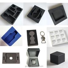 Non-toxic High Density Custom EVA PE Foam Inserts Box Packing Materials Cushion for Tool