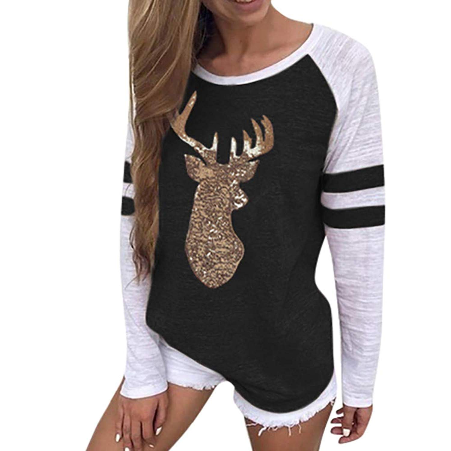 0958fa95a838d Get Quotations · POTO Shirts for Women Clearance