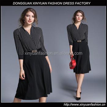 Midi Office Dresses