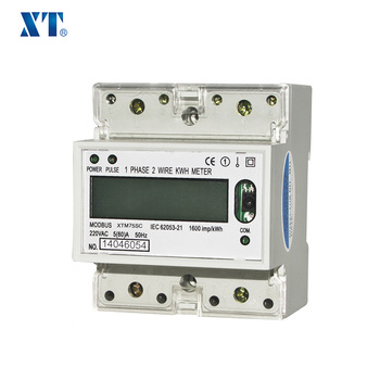 Energy Meter Expert / 1 Phase 2 Wire Kwh Meter With Modbus - Buy 1 on kv meter, co2 meter, btu meter, keg meter, electric meter, landis gyr meter, bike trainer with power meter, kilowatt meter, frequency meter, temperature meter, inductance meter, phoenix meter, power factor meter, ppm meter,