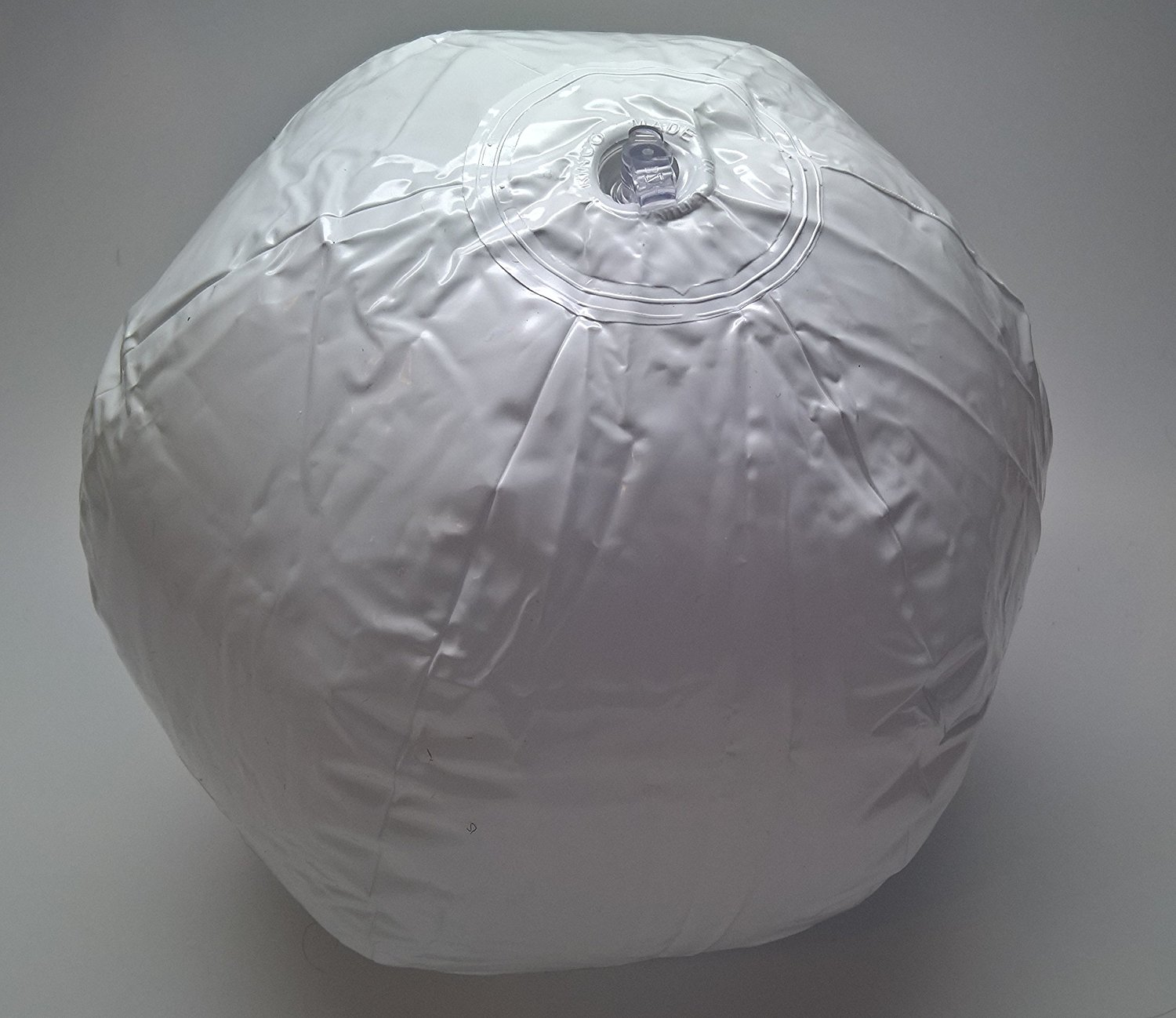 White Beach Ball - Design your Own/Autograph Beach Ball (Package of 12)