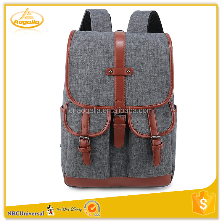 Funny School Backpack with Laptop Compartment for Men Women