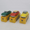 1 43 Citroen DS 19 Diecast Atlas Dinky Toys 24CP 24C Green Yellow OrangeRed