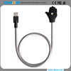 NEW 2017 Micro USB Charging Metal Cable Car Dock flexible usb 2.0 cable for Iphone Android Type-C