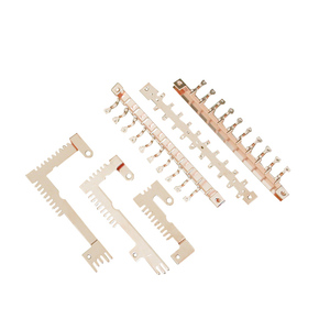 Wholesale Copper Electrical Non-Insulated 21-30 AWG Copper Terminal Block