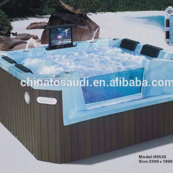 European Style Spa Pool Perfect