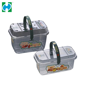 Excellent fresh fruit Plastic box packaging made china alibaba factory