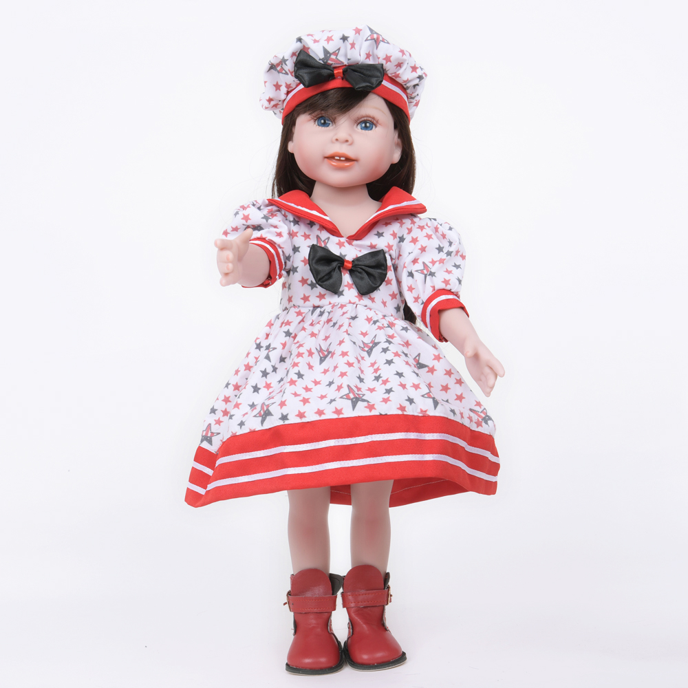 60cm Reborn Baby Girl <strong>Dolls</strong> Soft Silicone Vinyl Real Gentle Touch Bebe Reborn Child Play House Toys