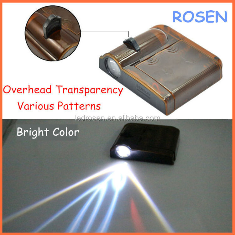 Hot Sale 12v Led Car Laser Logo Door Light With Names /led Car Door Logo Laser Projector