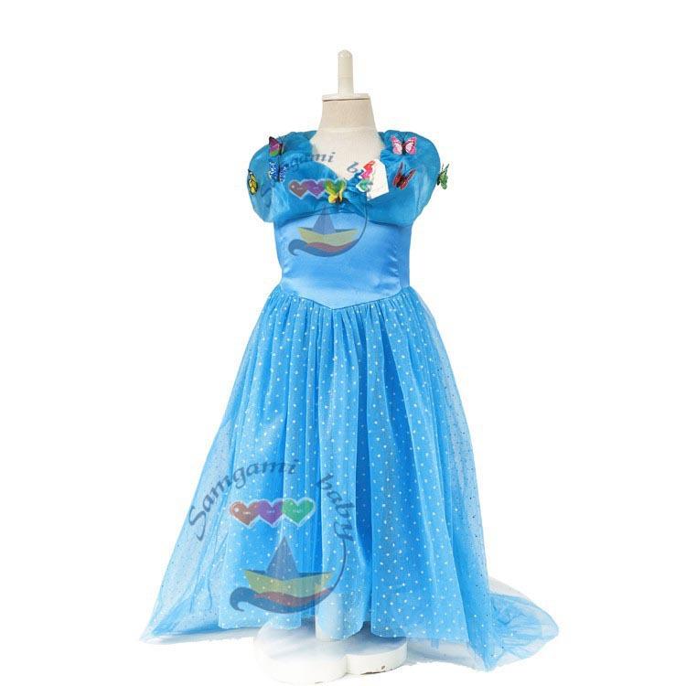 cinderella dress for kids - photo #9