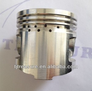 Motorcycle spare parts 4 stroke motorcycle piston CG125 OEM