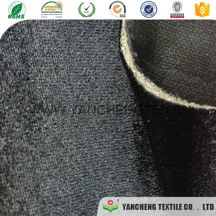 Factory sale various widely used bonded polyester fabric