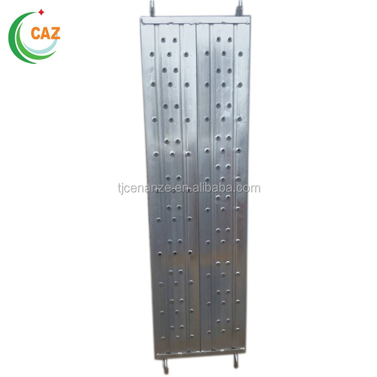 Manufacturer OEM or Standard Size Dimensions Scaffold Metal Plank